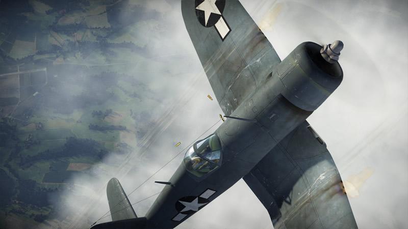 War Thunder,コルセア