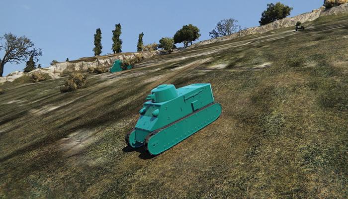チェコ戦車Tier1