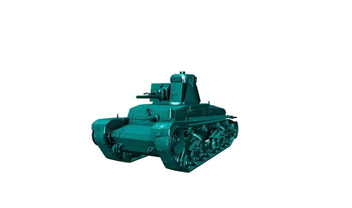チェコ戦車Tier2