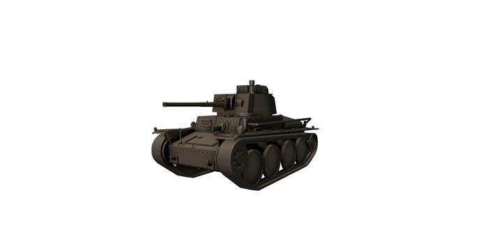チェコ戦車Tier3