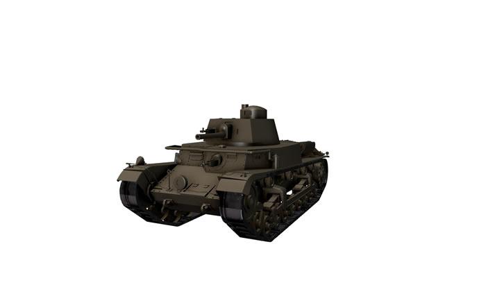 チェコ戦車Tier4
