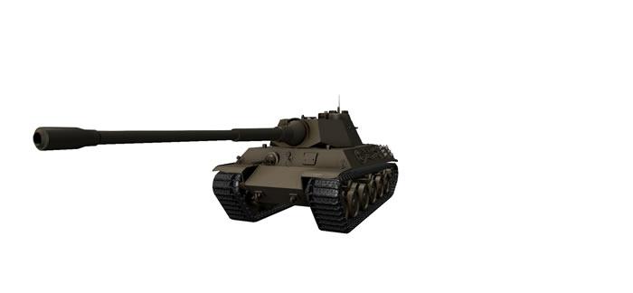 チェコ戦車Tier8