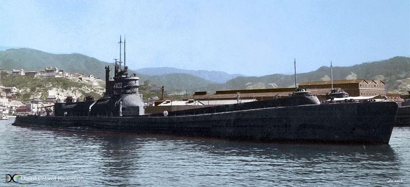 イ402 潜水艦