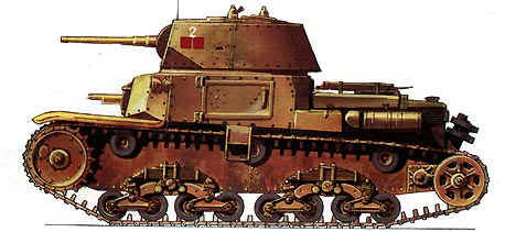 WoT M13/40 and M14/41