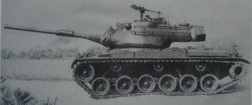 WoT OTO/MELARA M47 Patton II