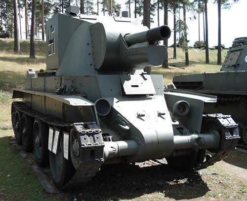 フィンランド BT-42 突撃砲