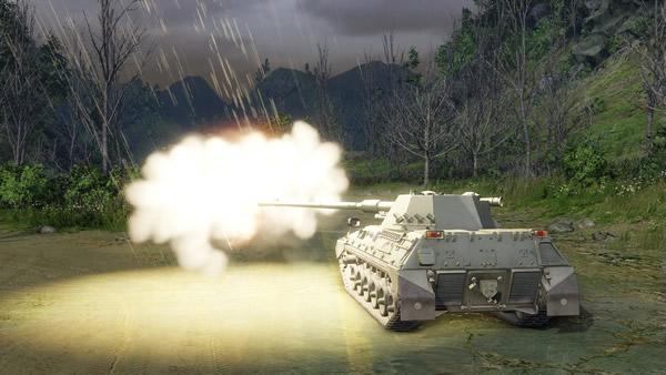 軽戦車 Begleitpanzer 57