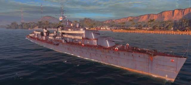 駆逐艦キエフ