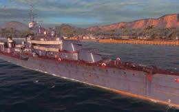 駆逐艦キエフ サムネイル