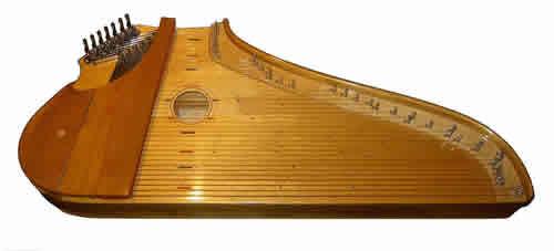 フィンランド 楽器 カンテレ