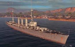 ドイツ巡洋艦 カールスルーエ サムネイル