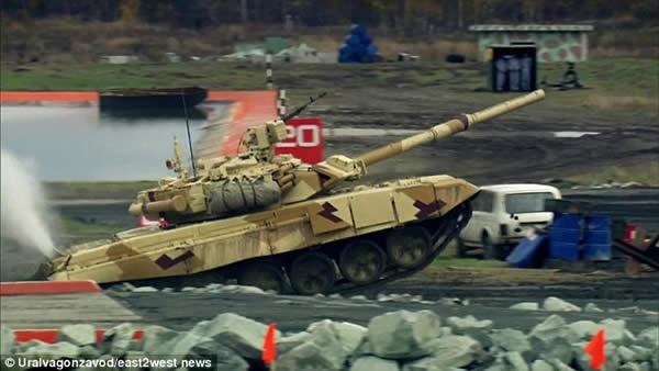 T-90 無人戦車計画