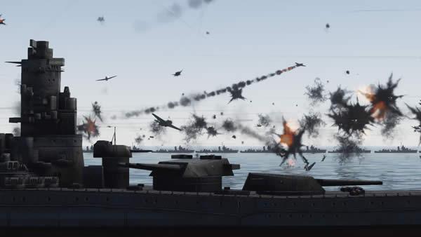 War Thunder 海軍