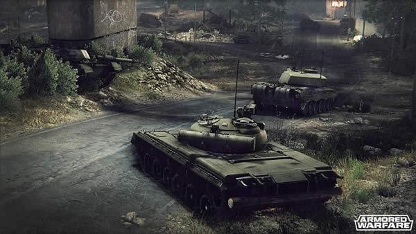 Armored Warfare PvE