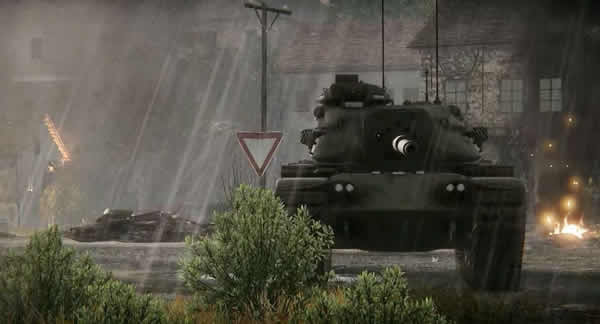 Armored Warfare 貫通しない