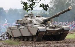 戦車チーフテン サムネイル