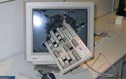 WoT モニター・キーボード 破壊 サムネイル
