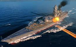 WoWS 戦艦出雲 サムネイル