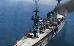 軽巡洋艦球磨
