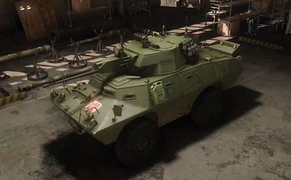 Armored Warfare lav-150