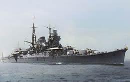 巡洋艦最上 サムネイル