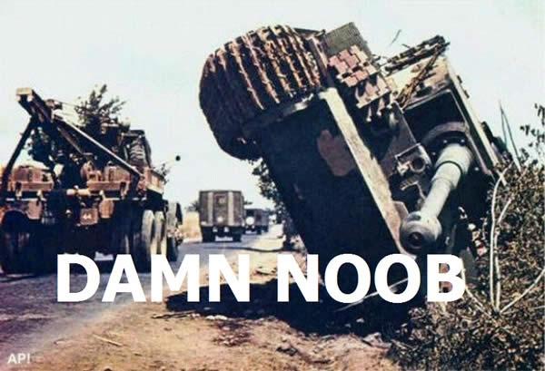WoT NOOB