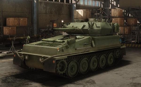Armored Warfare scorpion