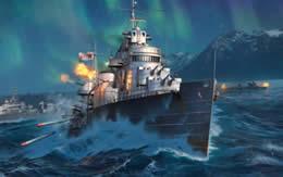 WoWS ソ連駆逐艦 サムネイル