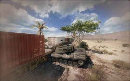 Armored Warfare スタック02