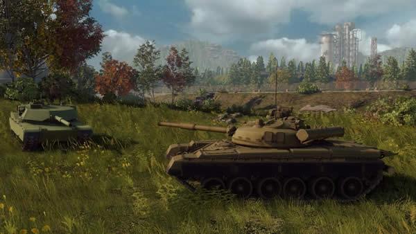 Armored Warfare update9.5