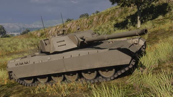 Armored Warfare xm1