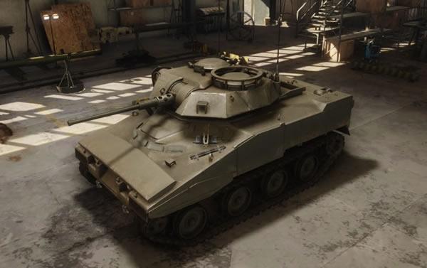 Armored Warfare  xm800arsv