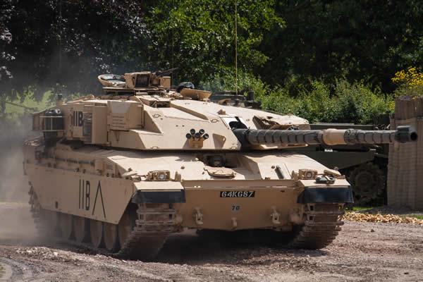 イギリス 主力戦車 チャレンジャー1 Challenger1