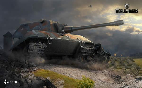 WoT 重戦車 E100