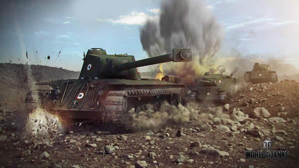 WoT 課金戦車 FCM 50 t