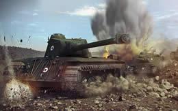 WoT 課金戦車 FCM 50 t サムネイル