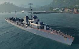 ソ連駆逐艦グネフヌイ サムネイル