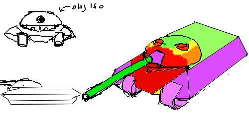 WoWS 中戦車 T-22sr 09