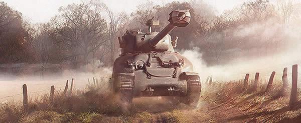 WoT M4A1 Revalorisé スーパーシャーマン