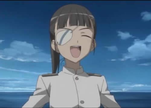 ストライクウイッチーズ 坂本美緒 はっはっはっ