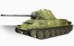 シュコダT25 チェコ中戦車 サムネイル