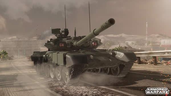 Armored Warfare T-90