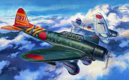 日本 99式艦上爆撃機 サムネイル