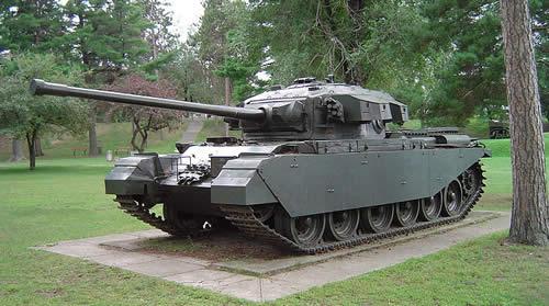 イギリス戦車センチュリオン