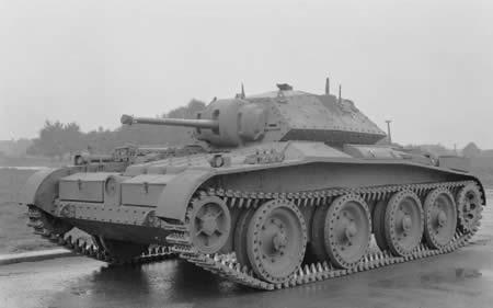 イギリス カヴェナンター巡航戦車