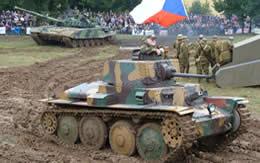 チェコスロバキア戦車 LT-38 38(t) サムネイル