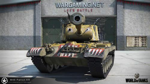 WoT M46 Patton KR コリアンパットン 002