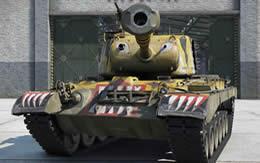 WoT M46 Patton KR コリアンパットン 002 タイトル用 サムネイル