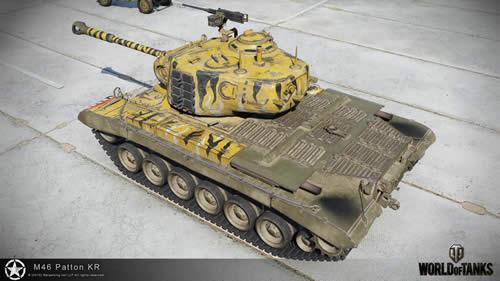 WoT M46 Patton KR コリアンパットン 004