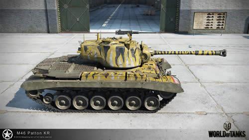 WoT M46 Patton KR コリアンパットン 005